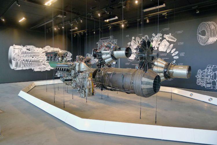 Vliegtuigmotoren © Kossmann.dejong