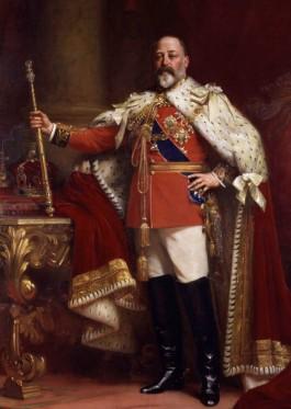 Eduard VII van het Verenigd Koninkrijk