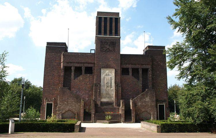 Het Belgenmonument in Amersfoort