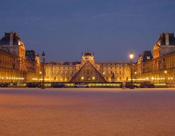 Louvre in Parijs - cc