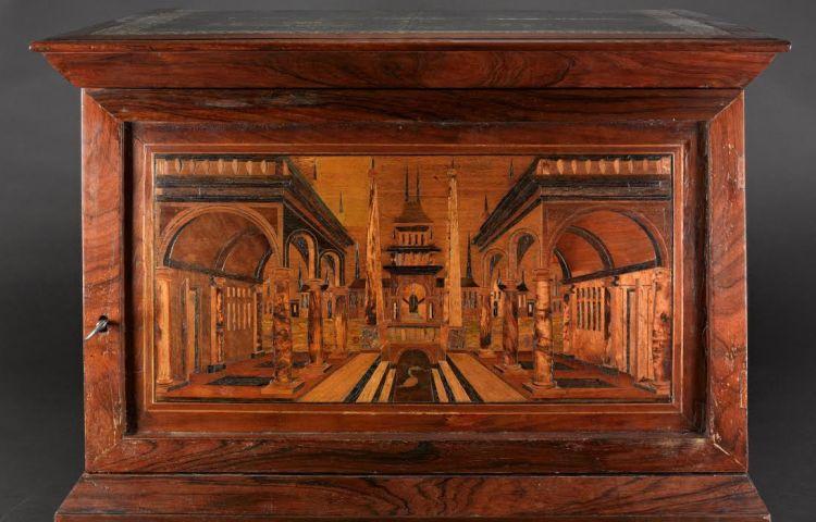 Luthers kastje van Nijenburg