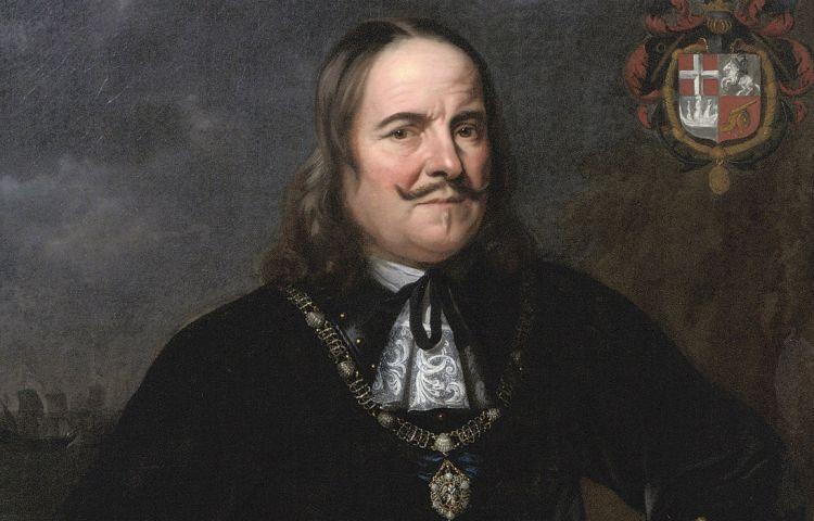 Michiel de Ruyter (1607-1676) - Nederlandse admiraal en zeeheld