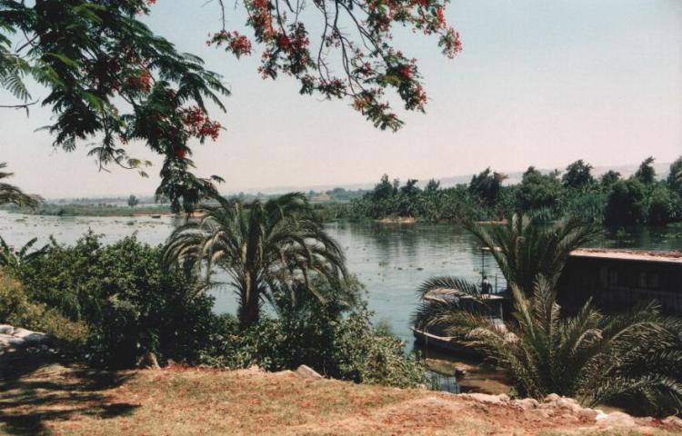 Rivier de Nijl - cc