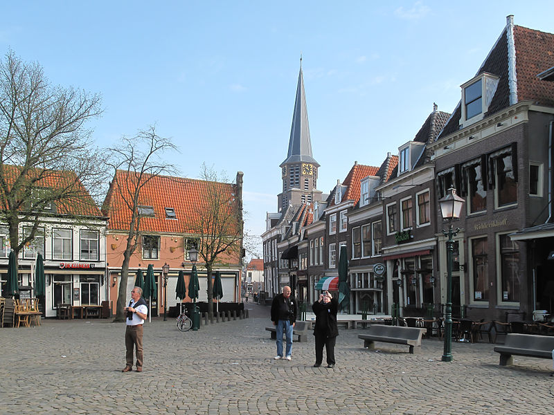Roode Steen, Hoorn (cc - Michiel Verbeek)