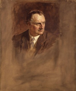 Portret van Sir Edward Grey ( James Guthrie, circa 1924–1930)