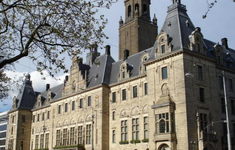 Stadhuis aan de Coolsingel - cc