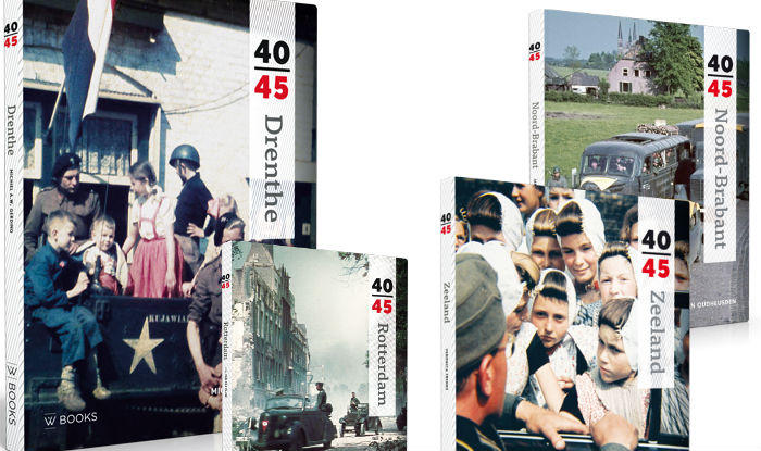 Boeken uit de reeks 40-45
