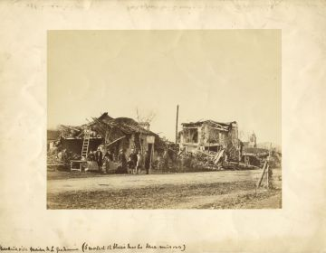 De aardbeving bij Algiers 1867