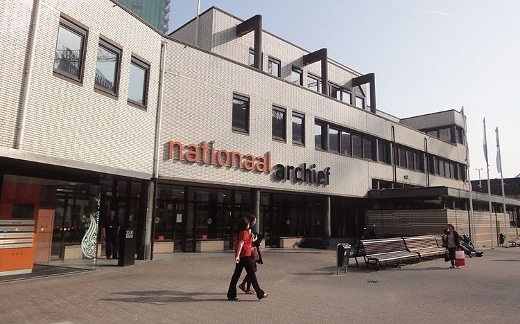 Nationaal Archief in Den Haag - cc