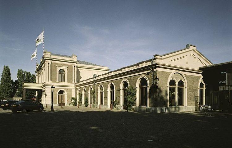 Spoorwegmuseum in Utrecht (cc - RCE)