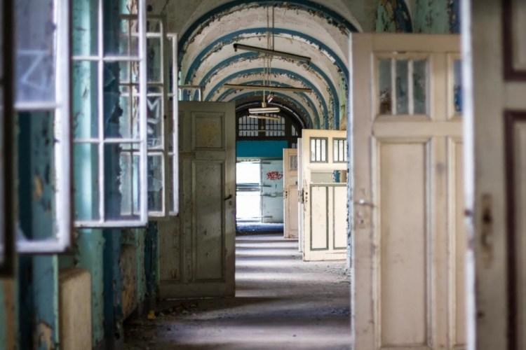 Verlassene Orte / Abandoned Berin - Ciaràn Fahey