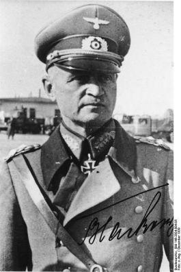Generaloberst Johannes A. Blaskowitz