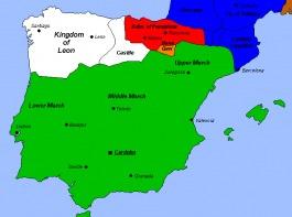 Oemajjadisch Spanje op zijn hoogtepunt in het jaar 1000 (nobility.org)