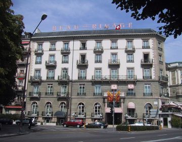 Beau-Rivage in Geneve - cc