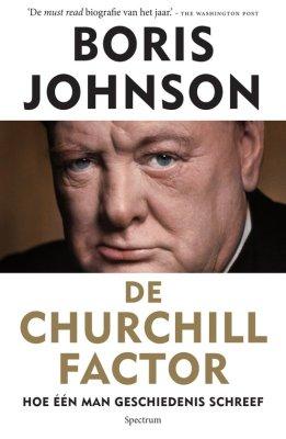 De Churchill factor - Boris Johnson