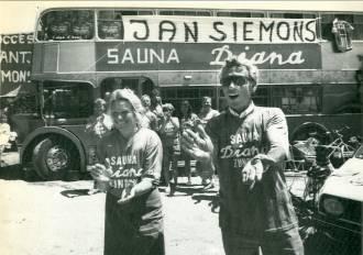 De Sauna Diana bus (Spoorwegmuseum)
