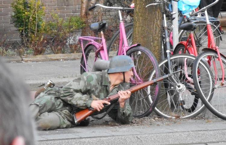 Duitse soldaat (Mathijs Eskes)