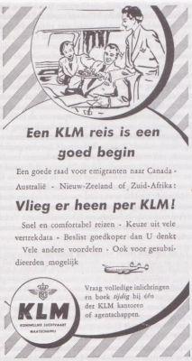 Mededelingenblad van de Chr. Emigratie Centrale, 1954, HDC, VU Amsterdam