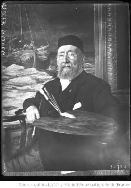 Hendrik Willem Mesdag (1913). Collectie Bibliothèque nationale de France