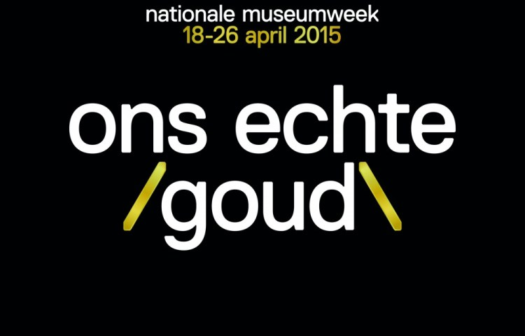 'Ons echt goud', thema van de Museumweek