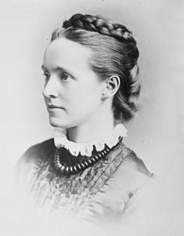 Millicent Fawcett. Bron: Wikimedia