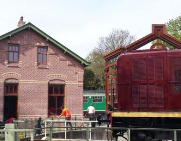 Stationschefwoning Bilthoven (Spoorwegmuseum)