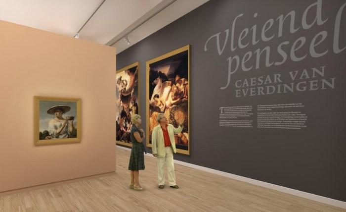 Stedelijk Museum Alkmaar krijgt 150.000 euro voor een tentoonstelling over Caesar van Everdingen
