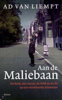 Aan de Maliebaan -  Ad van Liempt
