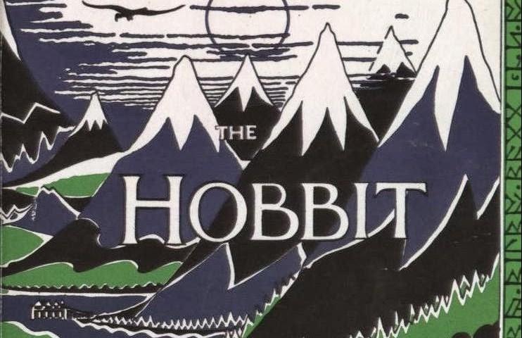 Eerste editie van 'De Hobbit'