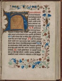Getijdenboek, 15de eeuw (KB)