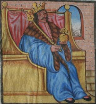 Koning Vaclav IV