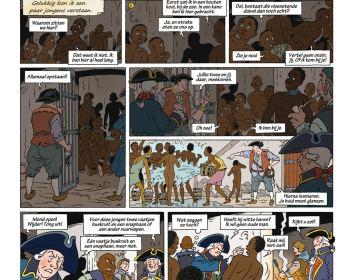 Quaco. Leven in slavernij