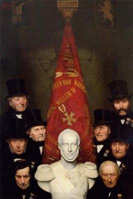 Groepsportret door Petrus Marinus Slager, 1875 (Museum Slager)