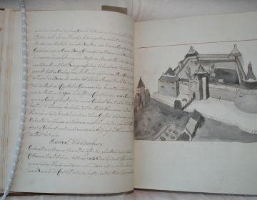 Een achttiende-eeuwse beschrijving van Utrecht