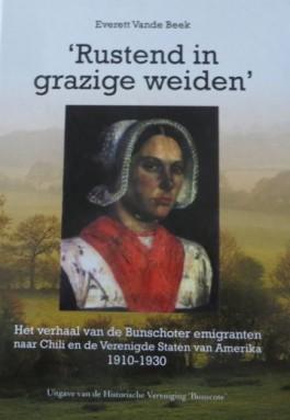 Cover van het boek Rustend in grazige weiden