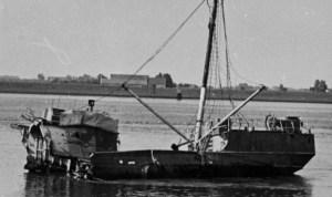 Achterstuk van Loodsboot Nr. 19