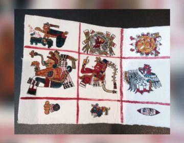 500 jaar oud Mexicaans beeldhandschrift gereconstrueerd