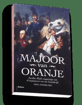 Majoor van Oranje - Hein Jongbloed