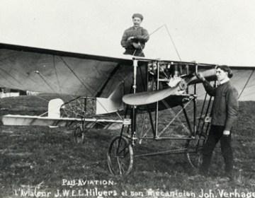Jan Hilgers in 1910
