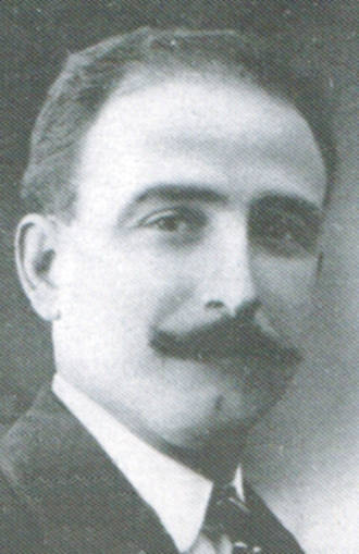 Largo Caballero in 1900