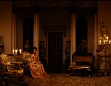 Still uit de film 'Belle' © 2013 - Fox Searchlight Pictures