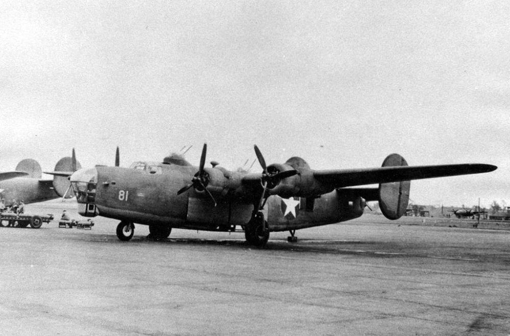 XB-41 (foto: wiki-nationalmuseum.af.mil)