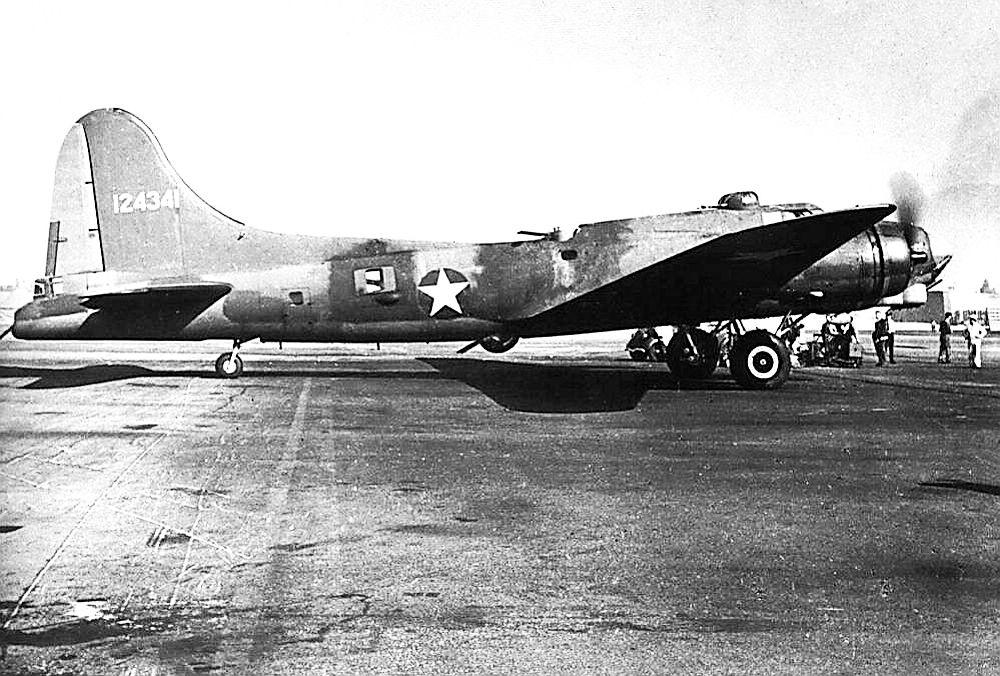 YB-40 (foto: wiki-USAAF)