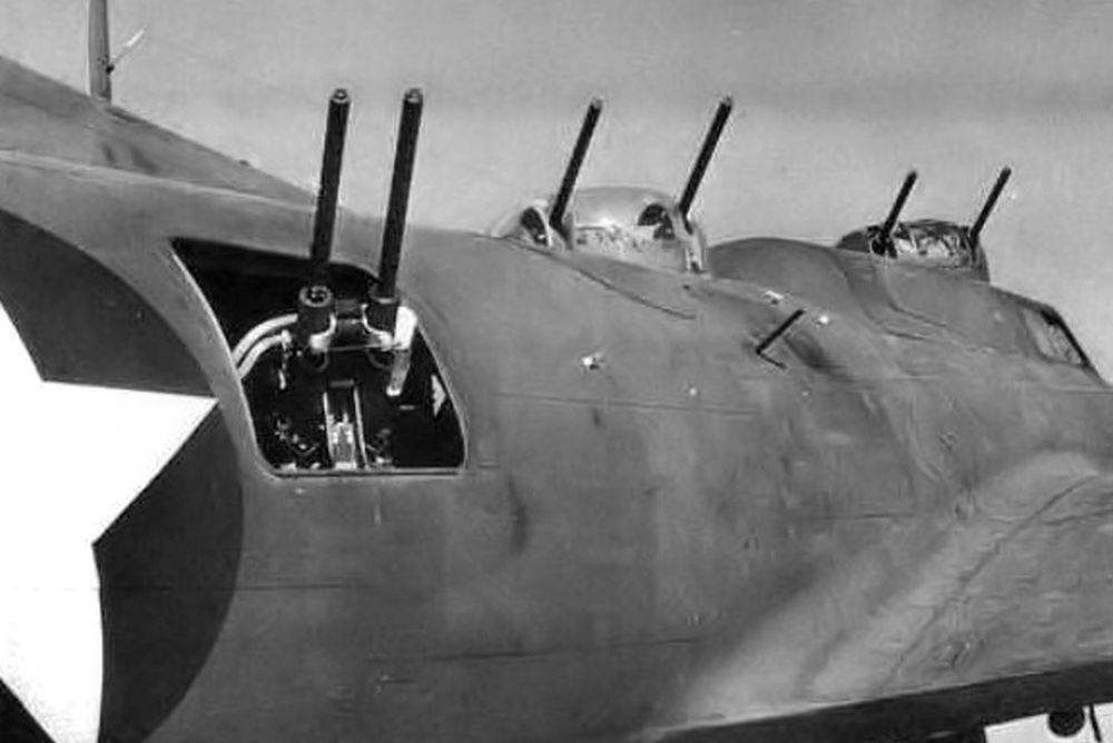 Meer dubbel (foto: wiki-USAAF)