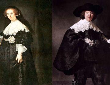 Portretten Rembrandt