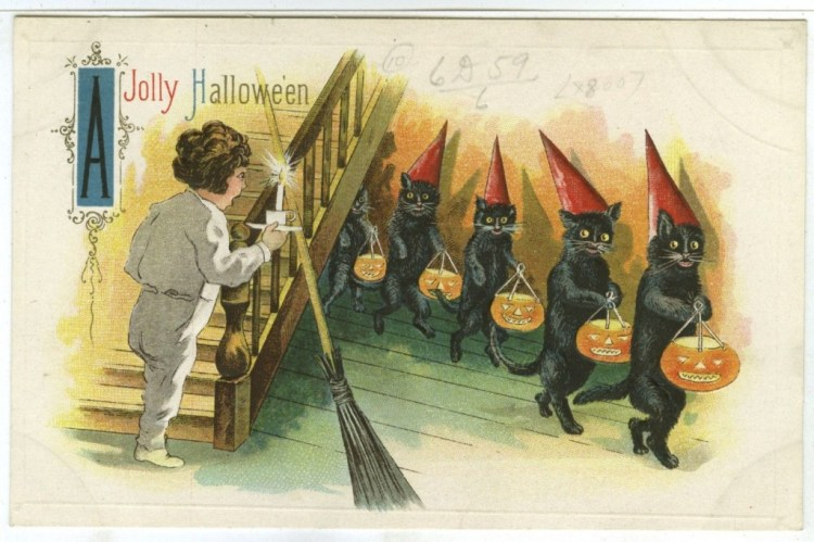 A Jolly Halloween (eBay)