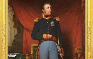 Koning Willem I in 1816