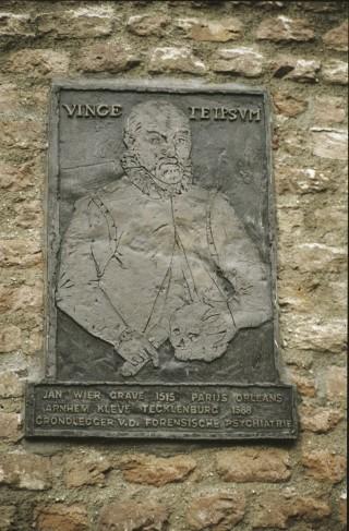Monument op de Rabobank in Grave