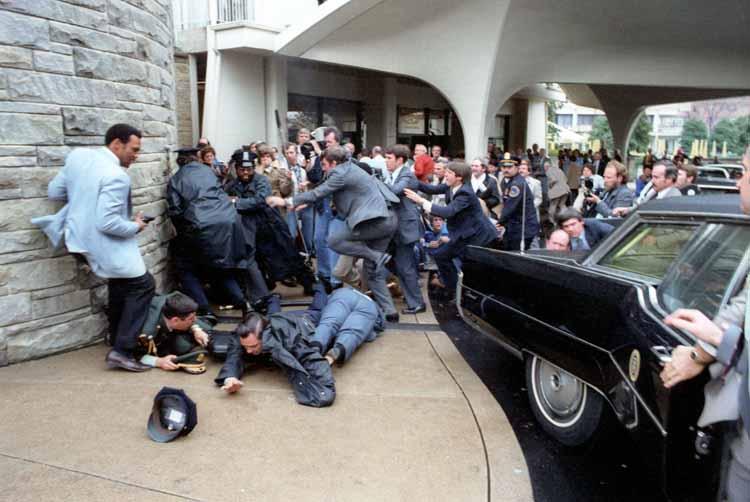 Lijfwacht die Ronald Reagan het leven redde overleden