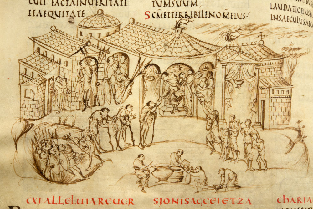Utrechts Psalter op Werelderfgoedlijst Unesco